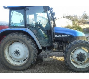 Tracteur agricole New Holland TL90