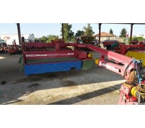 Faucheuse conditionneuse JF Stoll 2800