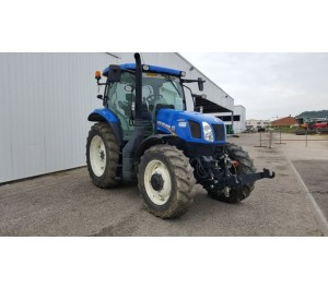 Tracteur Agricole New Holland T6.160 AC