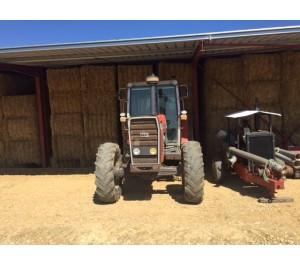 Tracteur Agricole Massey Ferguson 2645