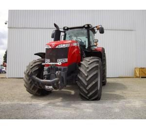 TRACTEUR AGRICOLE MASSEY FERGUSON 8650