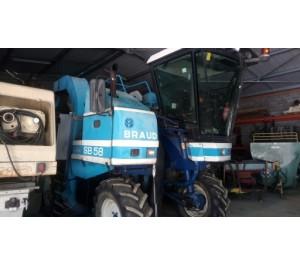 Machine a vendanger New Holland SB58