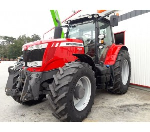 Tracteur Agricole 7616 Efficient Dyna VT