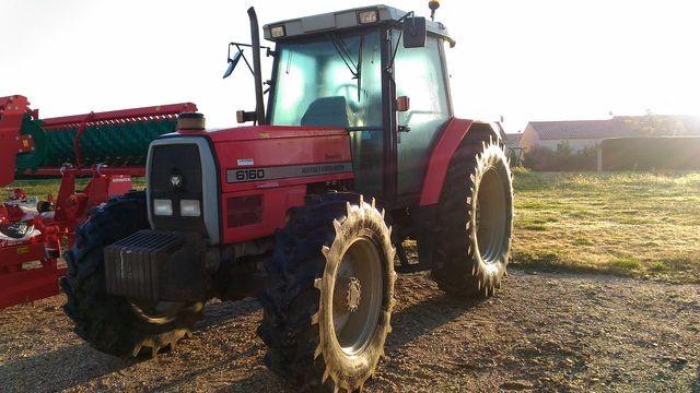 barre oscillante tracteur massey ferguson
