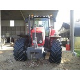 Tracteur agricole Massey Ferguson 7485 Dyna VT