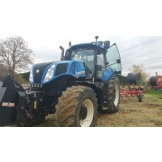 Tracteur agricole New Hollande T8.390