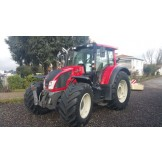 Tracteur agricole VALTRA N163 DIRECT