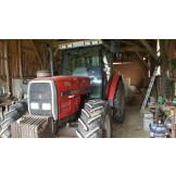 Tracteur agricole Massey Ferguson 6160