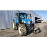 Tracteur Agricole New Holland T6080