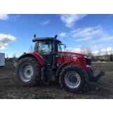Tracteur agricole MASSEY FERGUSON 7720 DYNA 6