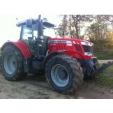 TRACTEUR AGRICOLE MASSEY AGRICOLE 7616 DYNA VT EXCLUSIVE