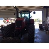 Tracteur Agricole Massey Ferguson 6490 Elite