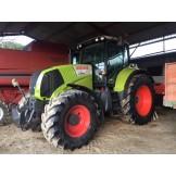Tracteur Agricole CLAAS AXION 830 CEBIS
