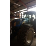 Tracteur Agricole New Holland TVT155